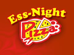 Ess Night Pizza Logo