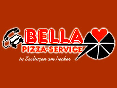 Bella Pizza Service Logo